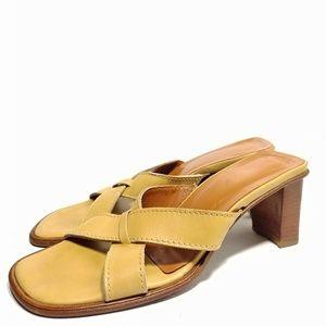Donald Pliner Italy Slide Sandals Sz 6N